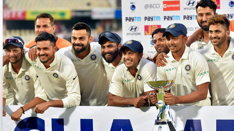Virat Kohli says Prithvi Shaw and Rishabh Pant solidifying place in team