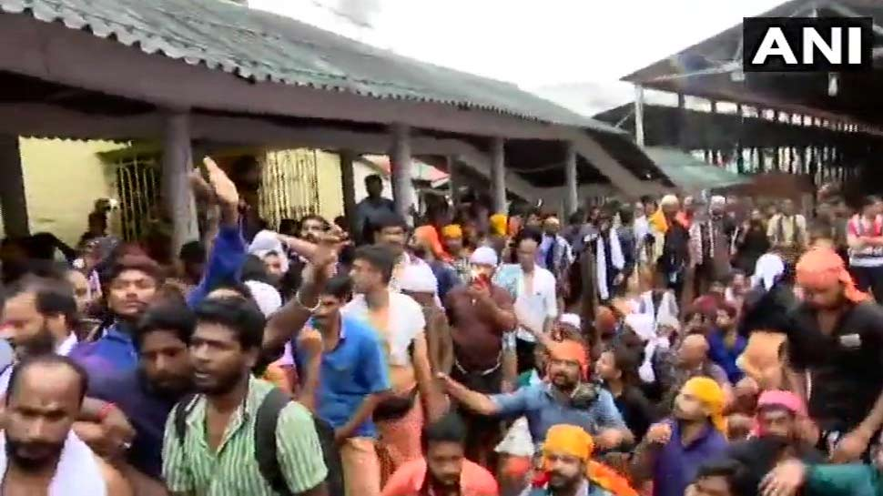 Photos from Sabarimala Temple