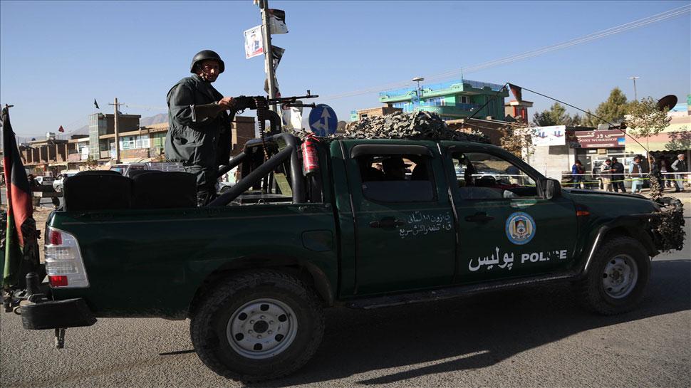 काबुल: मतदान केंद्र पर आतंकी हमलावर ने खुद को उड़ाया, कम से कम 13 की मौत