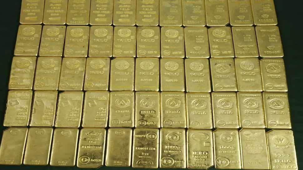 48 घंटे में जब्त किया गया 100 किलो सोना, जानें क्या है पूरा मामला
