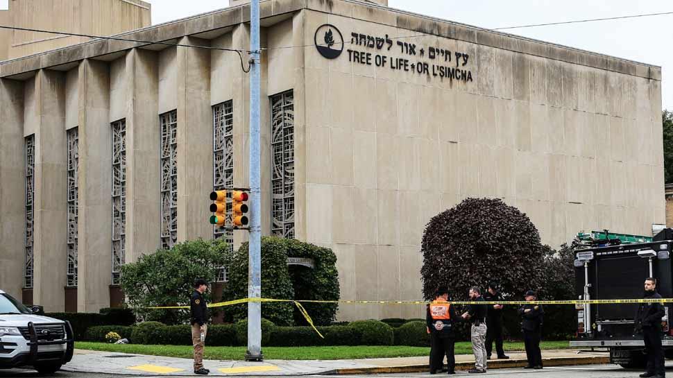 यहूदी प्रार्थना स्थल पर गोलीबारी के बाद पिट्सबर्ग जाएंगे डोनाल्ड ट्रंप