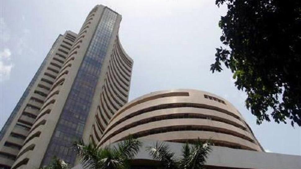 Image result for लाल निशान में खुले शेयर बाजार