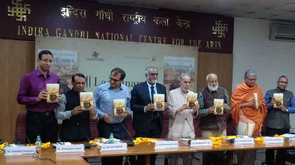 वैश्विकता को समेटे, रोचक आर्थिक-धार्मिक कहानियों का दस्तावेज है 'लक्ष्मीनामा'