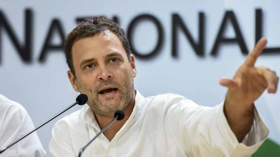 नोटबंदी के 2 साल पूरे होने पर कांग्रेस देशभर में करेगी प्रदर्शन, दिल्ली में राहुल गांधी करेंगे अगुवाई