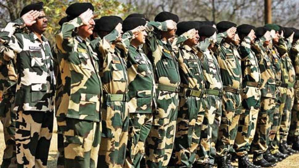 श्रीगंगानगर: बॉर्डर पर BSF जवानों में भी दिवाली का उत्साह, ऐसे मनाया त्योहार