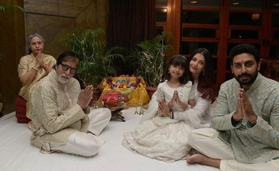 Amitabh bacchan Diwali celebration-3