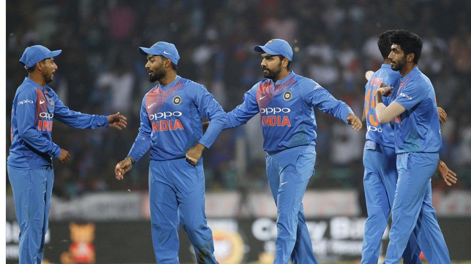 INDvsWI: अंतिम टी20 के लिए टीम इंडिया घोषित,  उमेश, जसप्रीत, कुलदीप को आराम