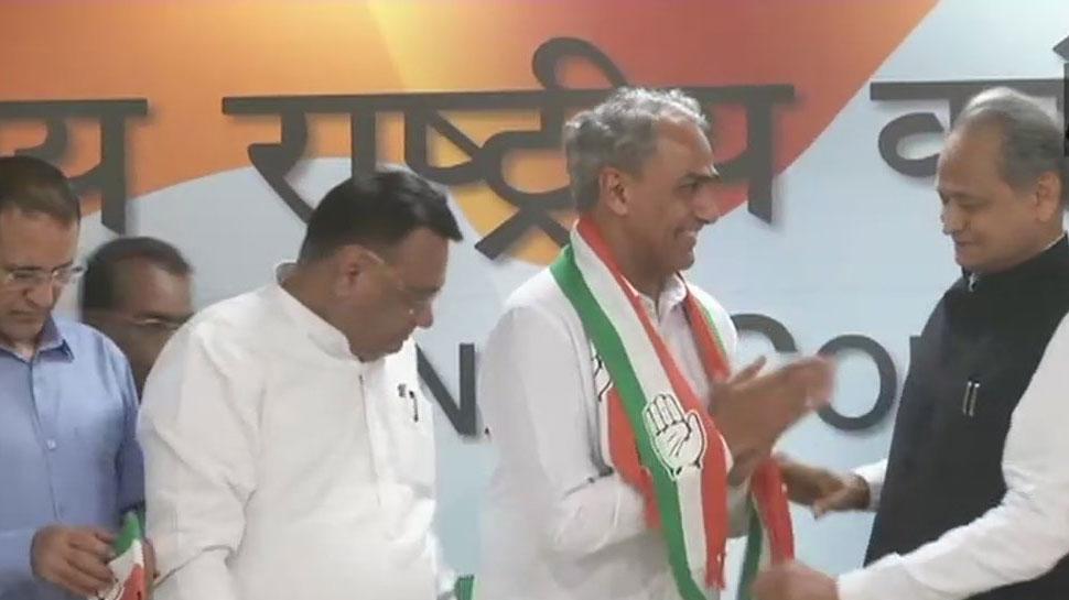 हरीश मीणा के कांग्रेस में जाने पर बोली BJP, कहा- इससे मतदाताओं पर नहीं होगा असर
