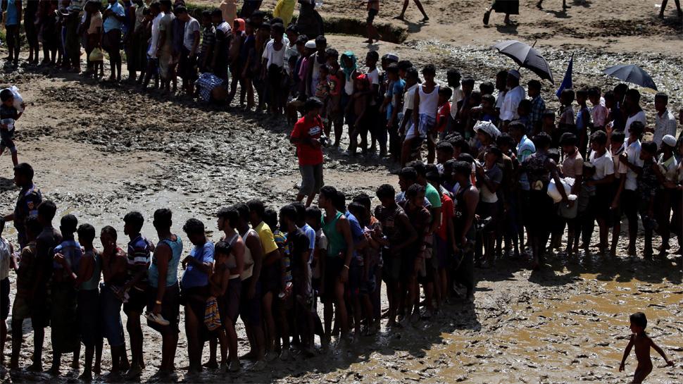 रोहिंग्या शरणार्थी  नहीं जाना चाहते  वापस