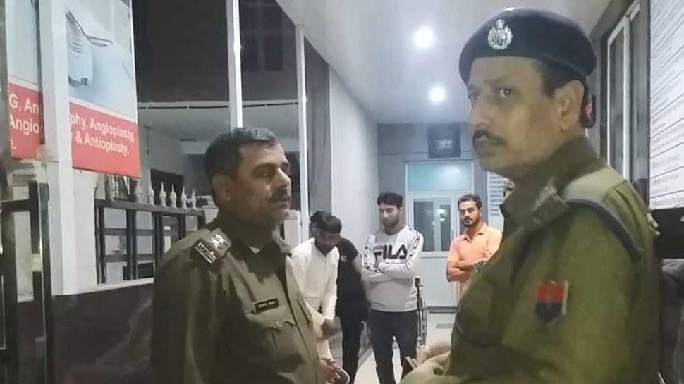 भिवाड़ी: बदमाशों ने सब इंस्पेक्टर रणवीर सिंह को मारी गोली, अस्पताल में हुई मौत