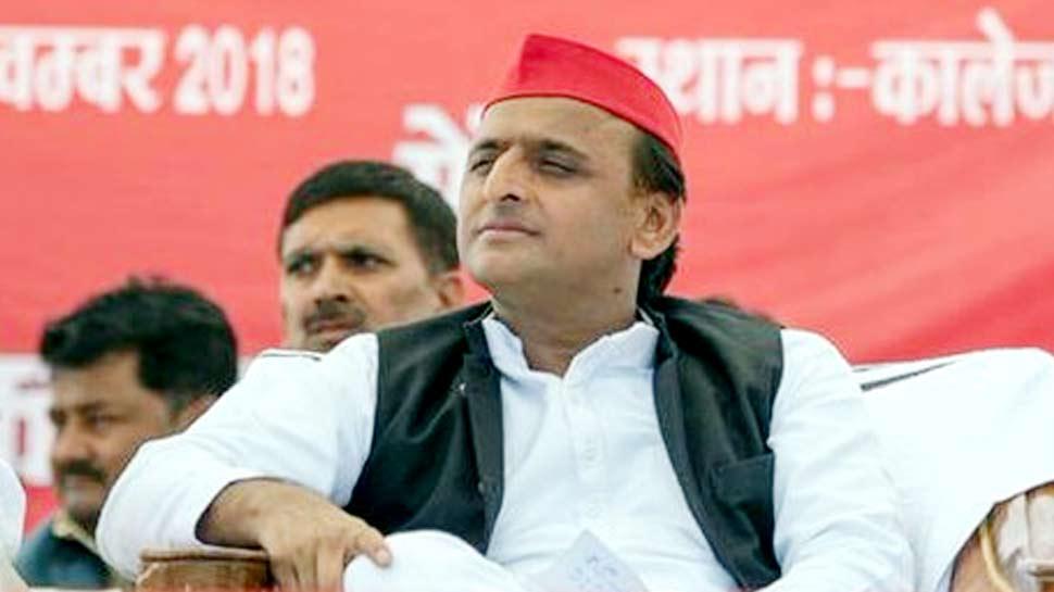 MP चुनाव : सपा ने जारी किया घोषणापत्र, अखिलेश बोले- 'हमने कथनी और करनी में कभी भेद नहीं किया'