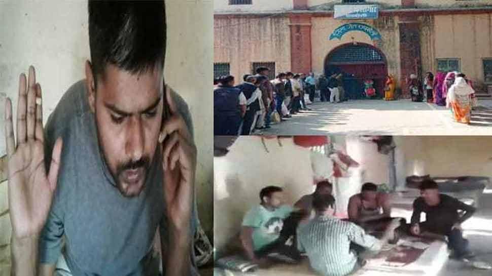 रायबरेली जेल में बने दो और वीडियो आए सामने, कैदियों ने लगाए गंभीर आरोप