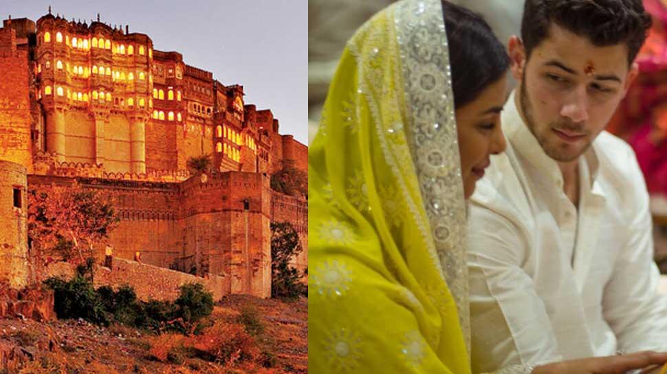 500 साल पुराने किले में होगी प्रियंका चोपड़ा की हल्दी-मेहंदी की रस्म, 3 दिन का खर्च करोड़ों में