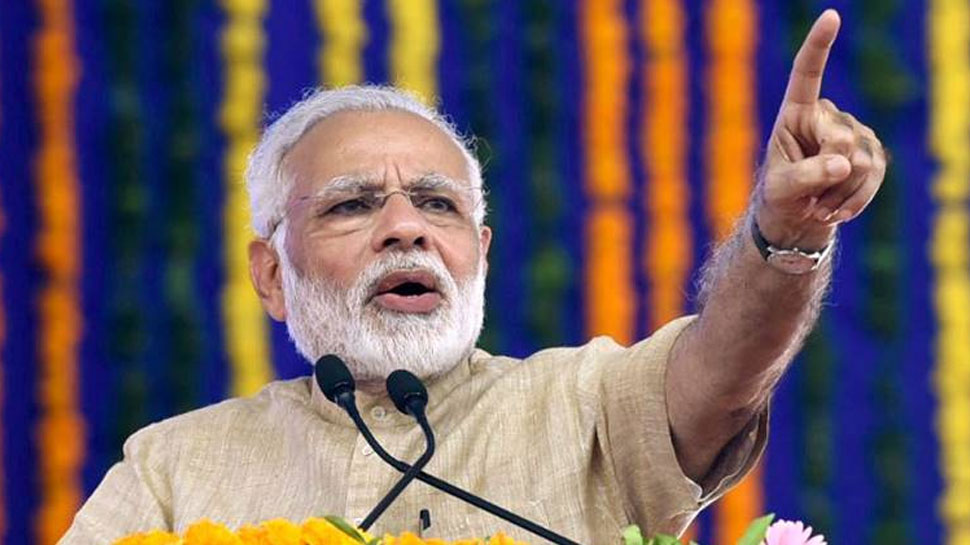 राजस्थान: 4 पीढ़ी तक शासन करने वालों ने गांधी के स्वच्छता के सपने को तोड़ा है- PM मोदी