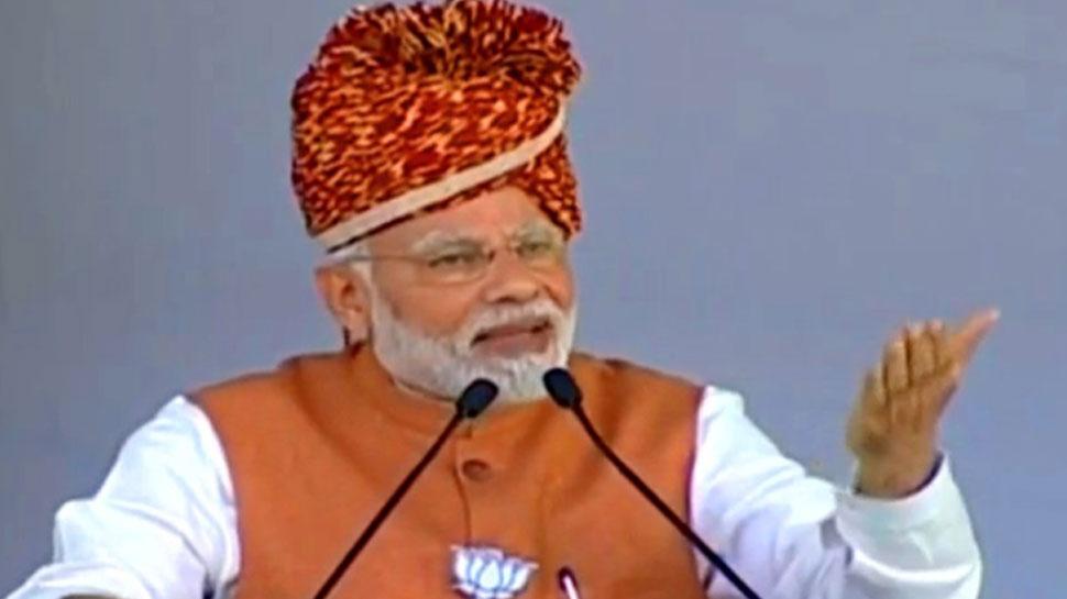 PM मोदी का कांग्रेस से सवाल- विपक्षी पार्टी ने धर्म में विशेषज्ञता कहां से हासिल की?