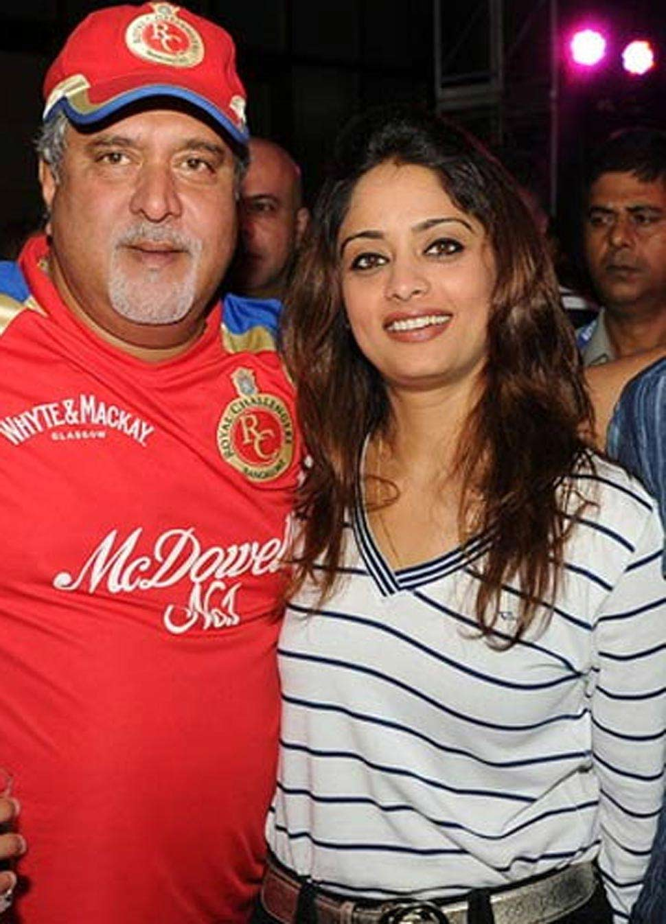know about vijay mallya pinky lalwani relation