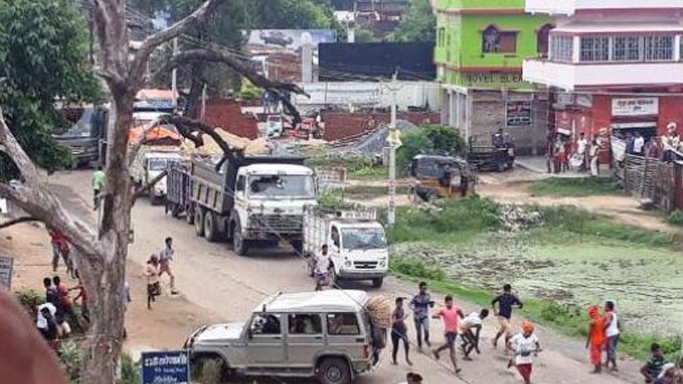 छीपाबड़ौद में कांग्रेस और निर्दलीय समर्थकों में हुई भिड़ंत, कई घायल