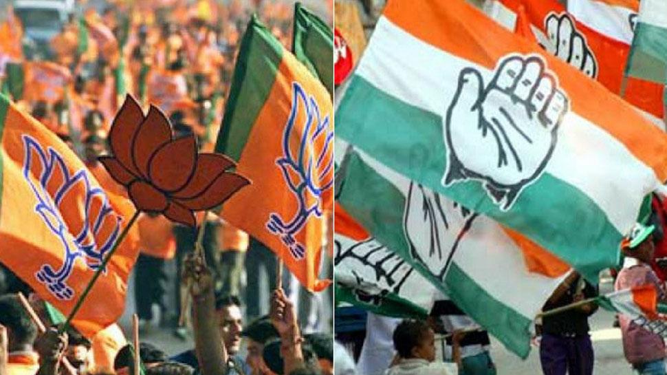 राजस्थान के चुनाव प्रचार में इन मुद्दों पर बीजेपी-कांग्रेस में रही तकरार