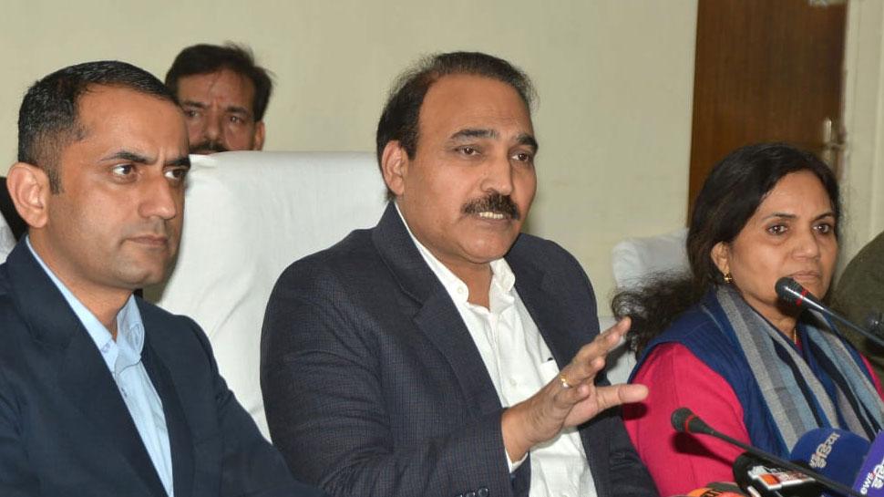 राजस्थान: शांतिपूर्ण चुनाव के लिए EC ने की सारी तैयारियां पूरी, मतदान कल