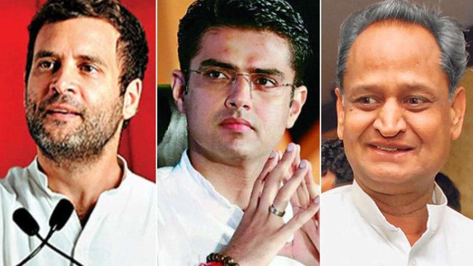 LIVE : राहुल गांधी से मिलने पहुंचे पर्यवेक्षक वेणुगोपाल, राजस्'€à¤¥à¤¾à¤¨ के CM पर होना है फैसला
