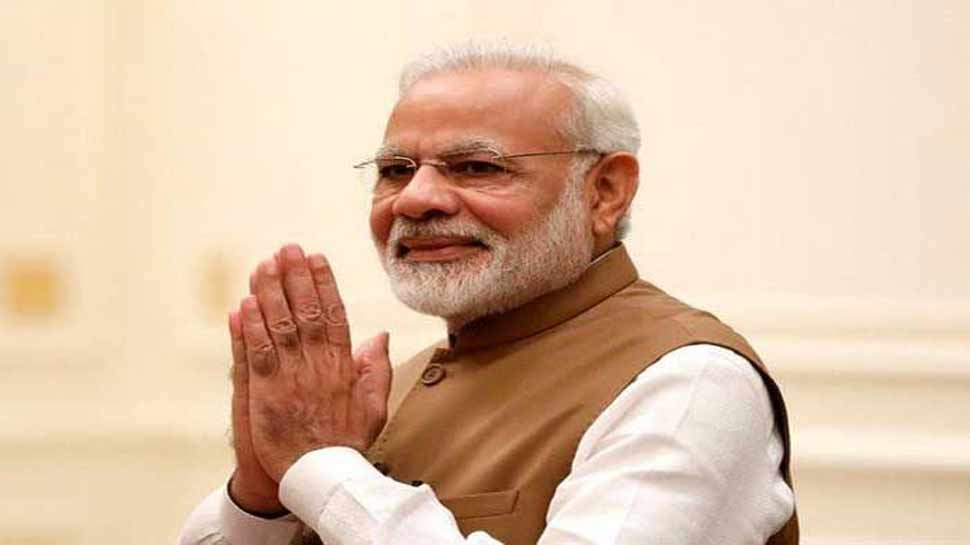 धर्मशाला LIVE: जन आभार रैली में पहुंचे PM मोदी, रैली को करेंगे संबोधित