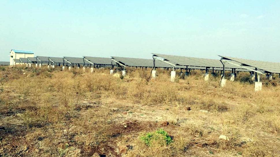 अहमदनगर सोलर पावर प्लांट की कमाई सरकारी खजाने में जमा होगी, नीरव मोदी से जुड़ा है इसका कनेक्शन