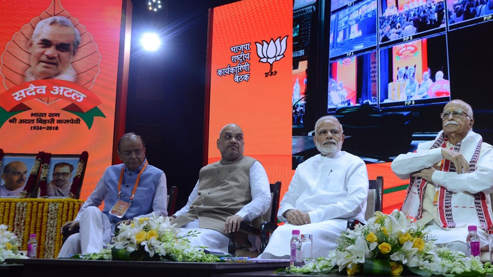 BJP Meetings