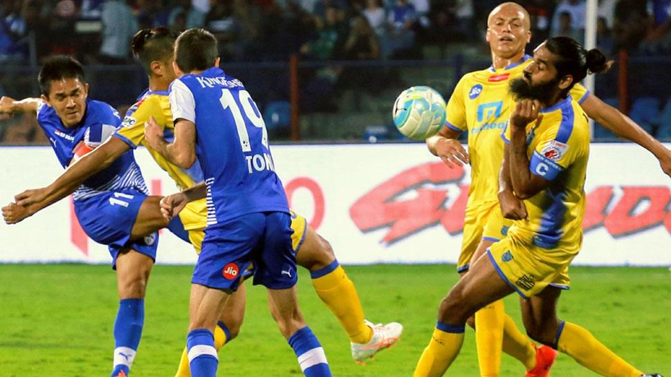 Bengaluru FC beats Kerala blasters