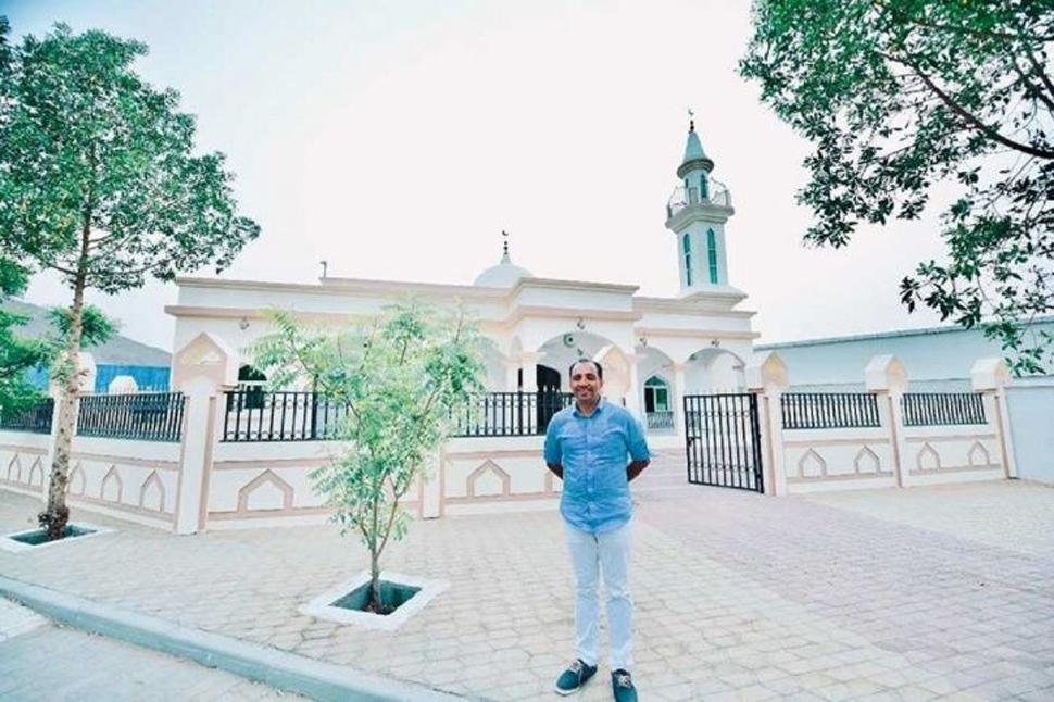 Indian Businessman, UAE Mosque, Mariam umm mary, Ramadan, UAE news