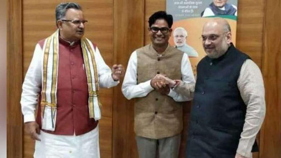 OP Chaudhary joins BJP