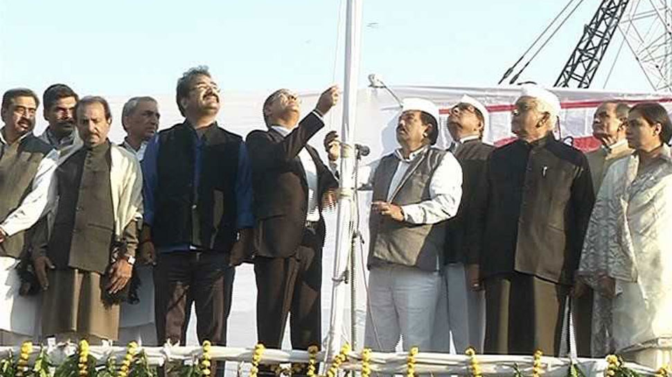 republic Day, flag hoisting, Rajasthan Tradition, बीजेपी, कांग्रेस