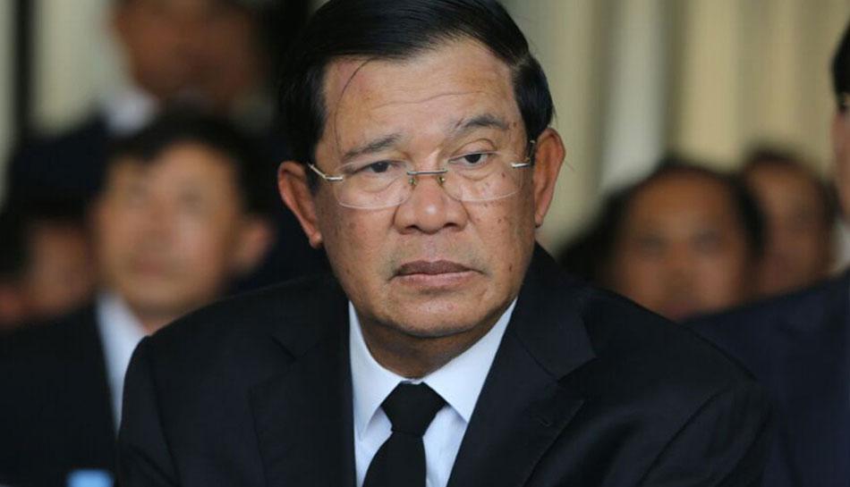 हुन सेन, कंबोडिया