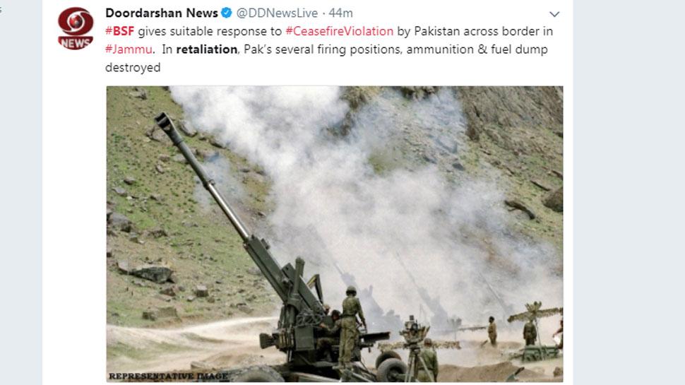 BSF, Pakistan, LoC, pok, Pakistani Rangers, Ceasefire Violations, Pakistani Army