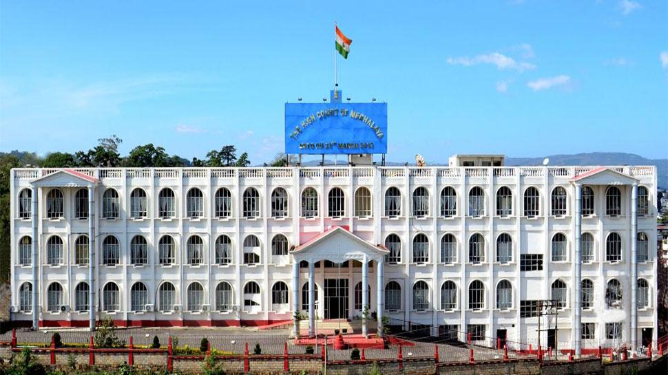 Justice Sudip Ranjan Sen of Meghalaya High Court