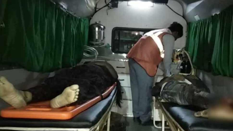 in Muzaffarnagar Car collision with tanker 4 died