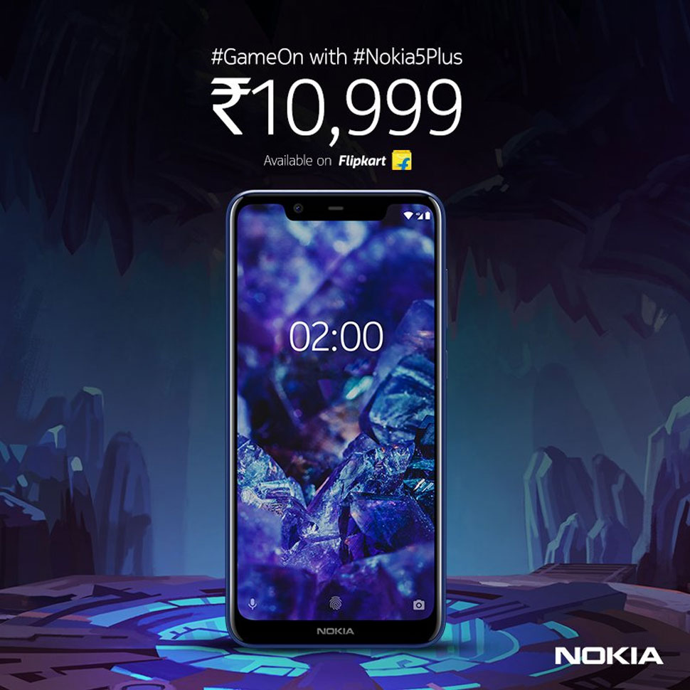 Nokia 5.1 Price Revealed