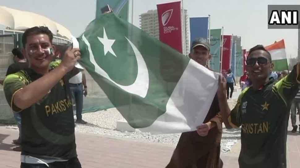 Pakistan Fans ANI
