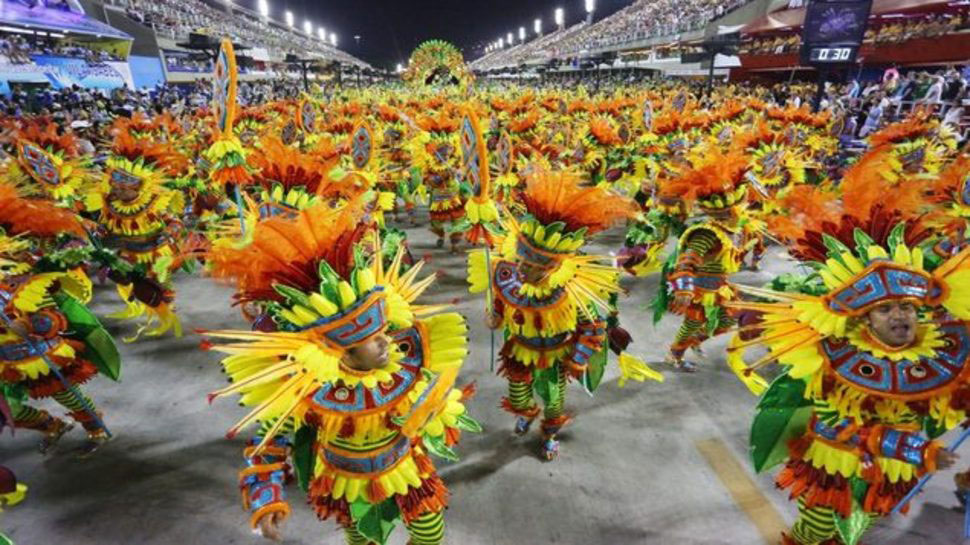 Rio Carnival 2018