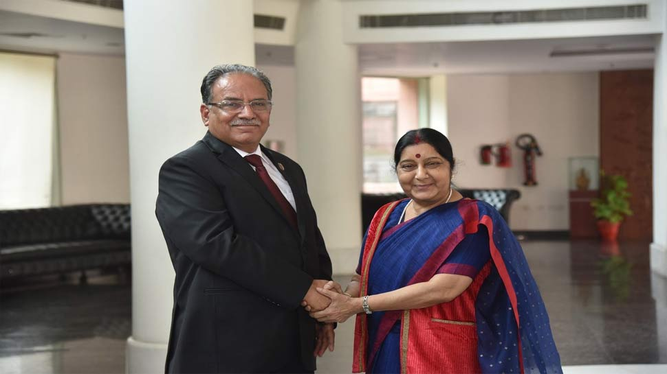 Modi, Prachanda discuss progress in India-Nepal relations