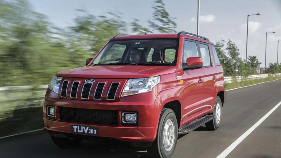 Mahindra TUP 300 on Lease