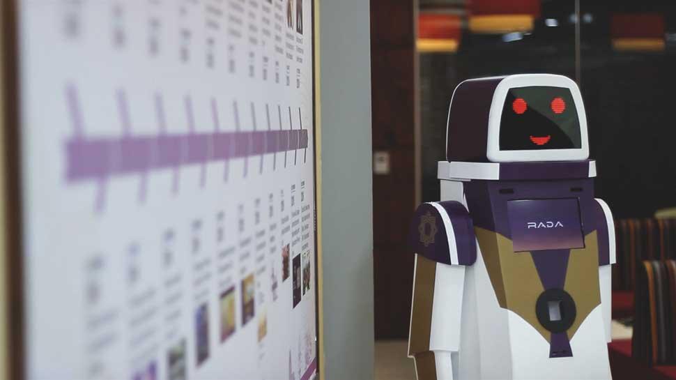 Vistara Robot RADA New