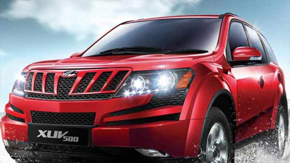 Mahindra XUV 500 on Lease