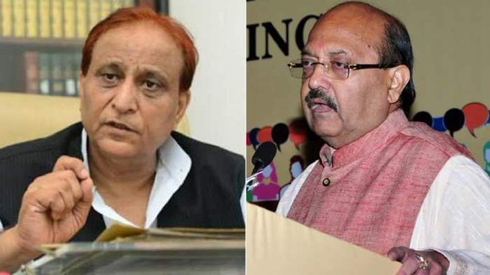 azam khan and amar singh