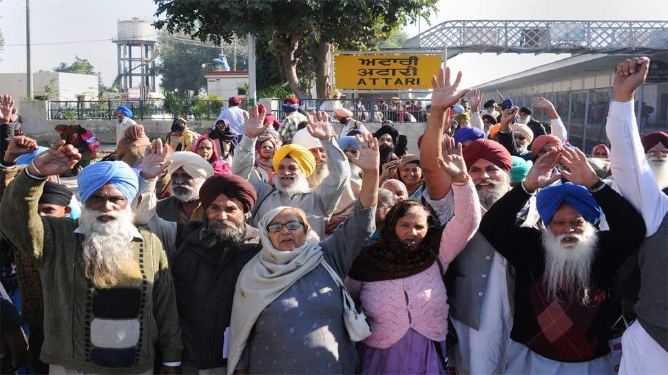 Over 3,000 Sikh pilgrims in Pak for Guru Nanak Jayanti