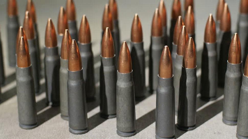 steel bullet
