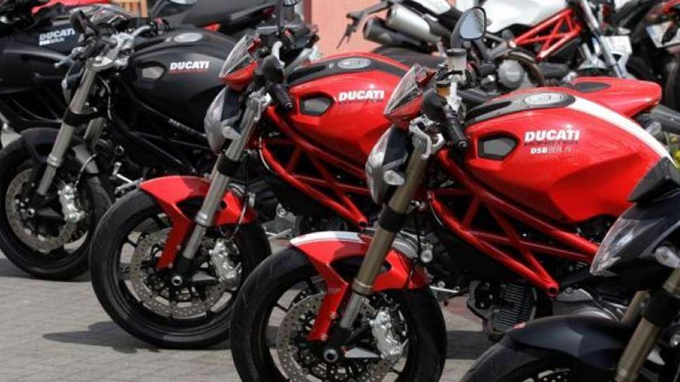 डुकाटी बाइक्स, ducati superbike, ducati pre owned bike, ducati approved bikes