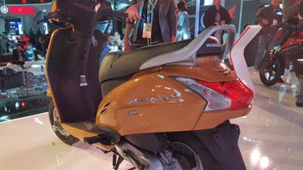 Auto Expo, Auto Expo 2018, Honda Activa 5G, Activa 5G, honda new scooter