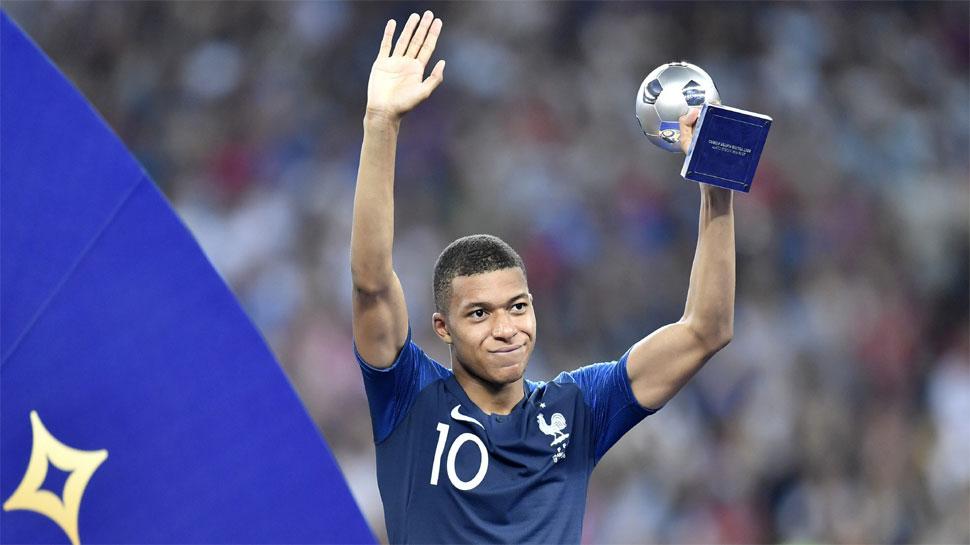 Kylian Mbappe, FIFA World Cup 2018