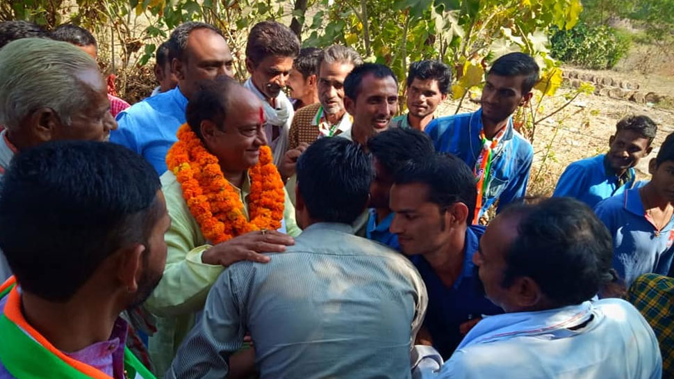MP Election: Digvijay Singh's brother Lakshman Singh came to the ground in Chachaura Assemly Seat
