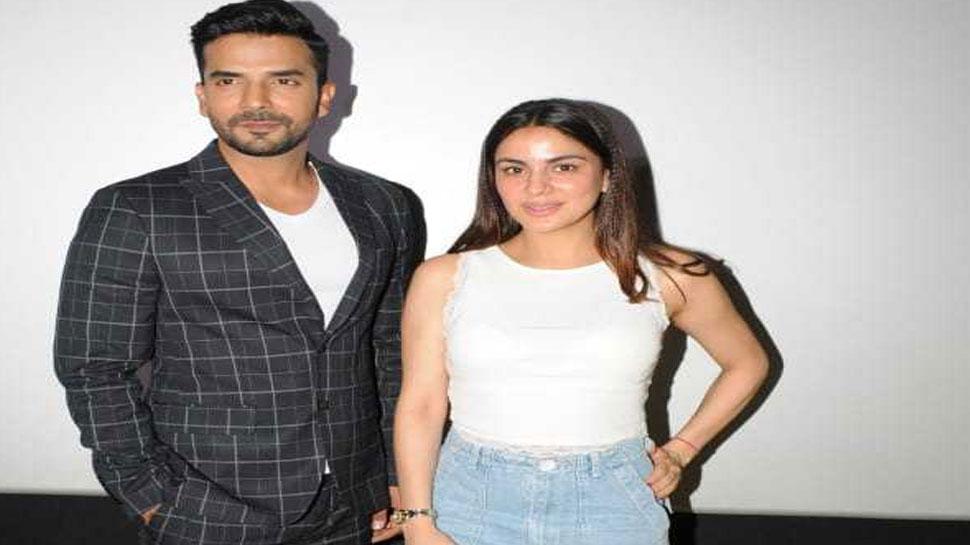 Manit Joura promot his Film falsafa